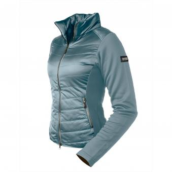Equestrian Stockholm Jacke Active Performance Steelblue