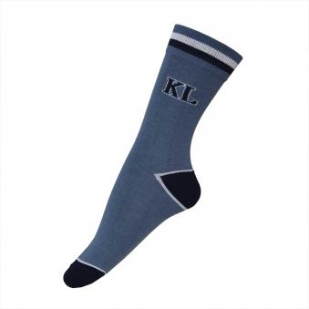Kingsland Reitsocken Argos 38/40 | blue china