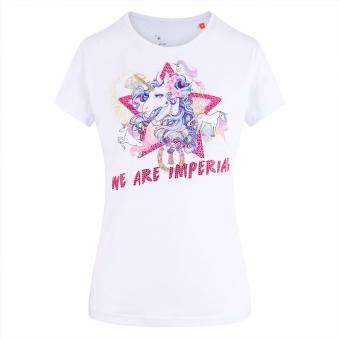 Imperial T-Shirt Happy Unicorn