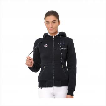 Spooks Sweatjacke Awa Sequin