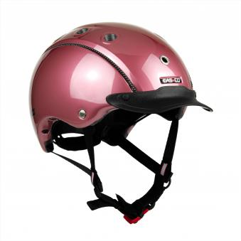 Casco Kinderreithelm Choice Christmas Edition S 52-56 | rosa