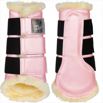 Harry´s Horse Gamaschen Flextrainer Pink Passion