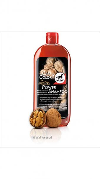 Leovet Power Shampoo Walnuss