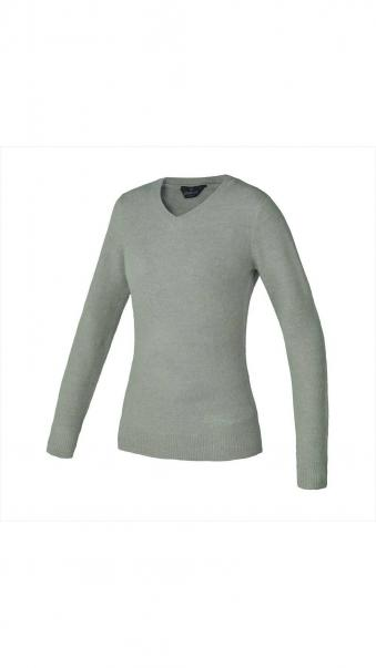 Kingsland Pullover Norquinco green mineral grey | S