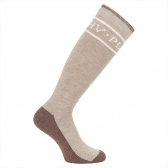 HV Polo Reitsocken Brandy