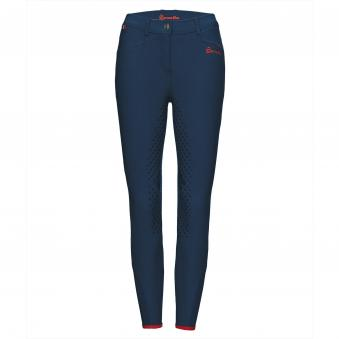 Cavallo Reithose Cass Grip Junior 140 | Navy