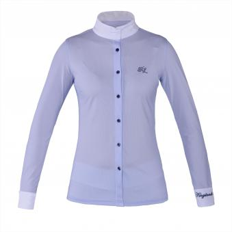 Kingsland Turniershirt Fortuna Langarm Kentucky Blue | XS