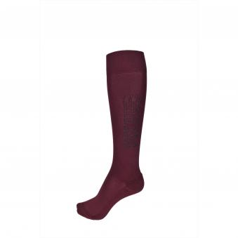 Pikeur Reitsocken Paillette 35/37 | bordeaux