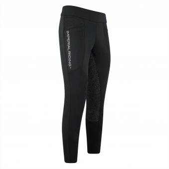 Imperial Riding Winter Reitleggings Like a Pro 40 | Schwarz